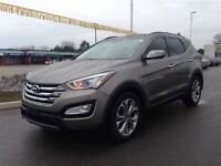 2016 Hyundai Santa Fe Sport Limited l AWD l Leather Interior