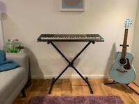 Casio 110 Song Bank electric keyboard