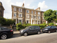 2 bed top floor period conversion on Victoria Park Road