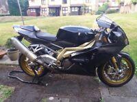 For Sale, Aprilia RSV 1000 Factory 06