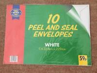 C4 Envelopes x 60