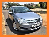 Vauxhall Astra 1.4 i 16v Club 5dr LONT MOT, HPI CLEAR