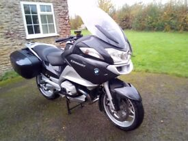 2010 BMW R1200RT SE Full BMW Service History Excellent Condition