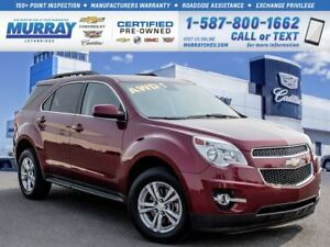 2012 Chevrolet Equinox 1LT AWD**One Owner!  Rear View Camera!**