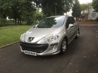 "2009 PEUGEOT 308 5DR 1.6 HDI LONG MOT ""DRIVES VERY GOOD + MUST BE SEEN AND DRIVEN"""