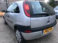 VAUXHALL CORSA CLUB 12V / SERVICE HISTORY / GREAT CONDITION / LOW INSURANCE/ AUX / £825