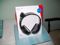 Live Chat Headphones