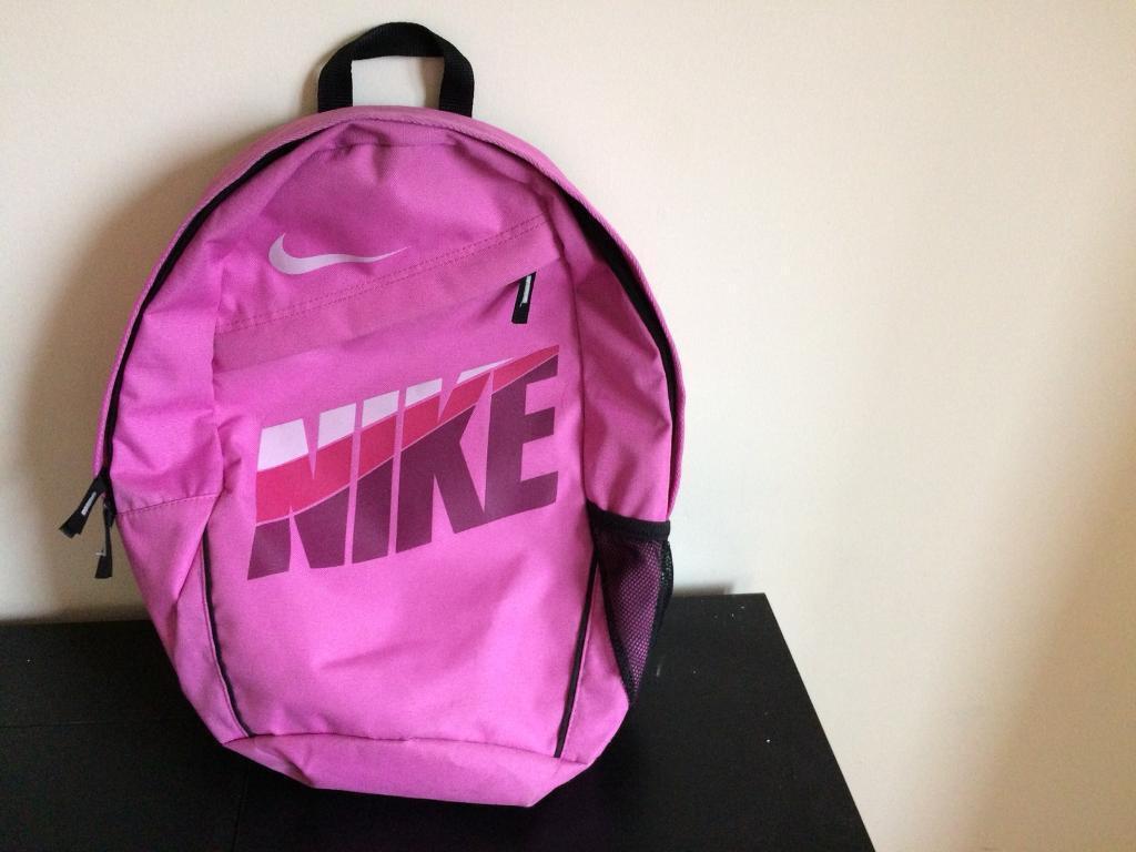 c5cb756d927f0 Pink And Purple Nike Backpack- Fenix Toulouse Handball