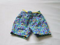 Baby boy swimming shorts 3-6 months