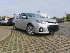 2014 Toyota Corolla S PKG!!!! MAGS LEATHER!!!!
