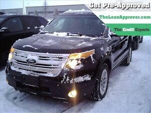2013 Ford Explorer XLT | AWD | 7PASS | LEATHER | ROOF | CAM