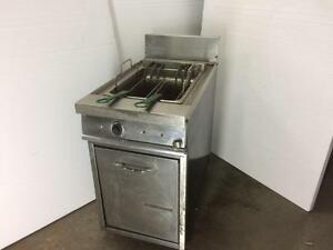 Garland Commercial Deep Fryer - 2 Baskets, Electric - iFoodEquipment.ca