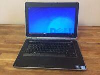 DELL E6430 Windows 10 - intel Core i5 3320 - 8GB Ram - 128GB SSD - WebCam - HDMI -USB 3.0 Laptop PC
