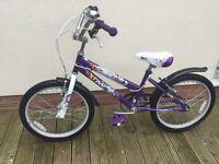Girls xcool bike.