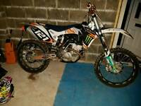 Ktm 250 not crf yzf kxf cr yz