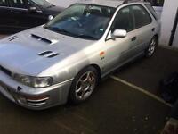 Subaru Impreza turbo spares or repairs