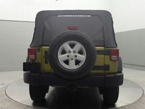 2008 Jeep Wrangler UNLIMITED SPORT4X4 A/C MAGS West Island Greater Montréal image 7
