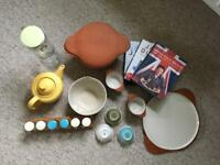 Jamie Oliver bundle open to offers. Kitchenware, cookware