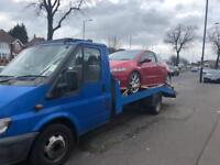 Nationwide vehicle recovery breakdown collection delivery service. Birmingham based