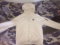 Nike air force 1 Size 11 & Nike fleece hoody Size Large (BUNDLE) (nike trainers size 11)