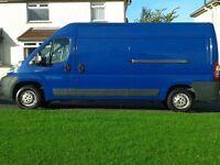 MAN AND VAN - Large Van House Moves - Office - Storage