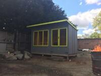 12ft x 6ft summerhouse/ shed/ office