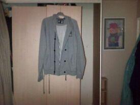 Gio Goi size medium jacket with hood post inc