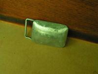 Mens Silver Belt Buckle