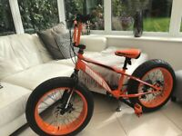 Kids BMX type bike ( Stunning )