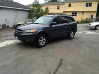 Amazing Car, 2007 Hyundai Santa Fe, New MVI