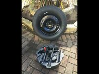 Vauxhall spare wheel for sale