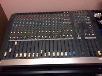 Allan and Heath PA20_PC mixer