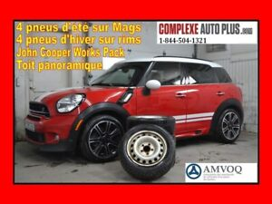 2015 Mini Cooper Countryman S ALL4 *JCW John Cooper Works! RARE!