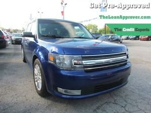 2013 Ford Flex SEL * AWD * NAV* CAM * LEATHER * 7PASS * ROOF
