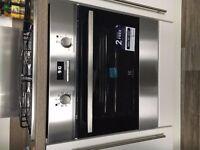 Electrolux EOB3400EAX 60cm Electric Single Oven