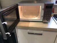 Sharp Microwave - Working