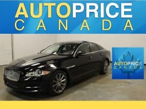 2011 Jaguar XJ XJ XJ|PANORAMIC ROOF|NAVIGATION