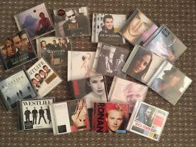 19x CDs various artists
