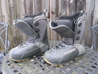 Ride snow board boots - UK size 8