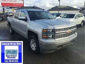2015 Chevrolet Silverado 1500 LT | Premium Cloth | Low Km's | Li