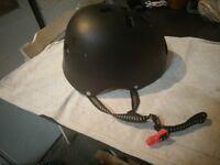 Helmet bike/skate black