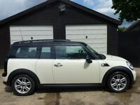 Mini Cooper Clubman 1.6 D, full spec, leather interior, 12 month MOT and full Mini service history