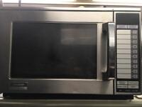 Sharp commercial 1900w microwave spares repair