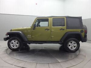 2008 Jeep Wrangler UNLIMITED SPORT4X4 A/C MAGS West Island Greater Montréal image 12