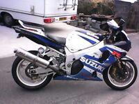 Suzuki GSXR 1000 K1