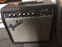 Fender Frontman 15G Guitar amp in excellent working order