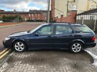 Saab 95 estate, 2004, MOT 9.2.2019, Solid reliable family ,cheal car
