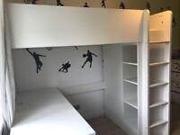 Ikea Stuva Cabin Bed