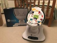 4moms Mamaroo baby bouncer excellent condition £135