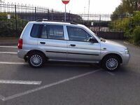 MAZDA DEMIO 1.3 GXI ONE OWNER AND 71000M FROM NEW IN GREAT CONDITION PART EXCHANGE WELCOME